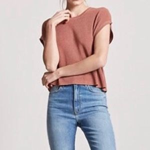 Forever 21 Boxy Sweater Top